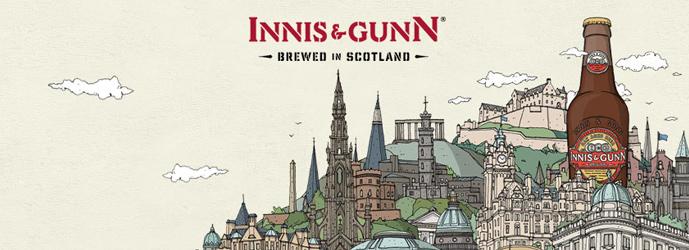 Brasserie Innis & Gun