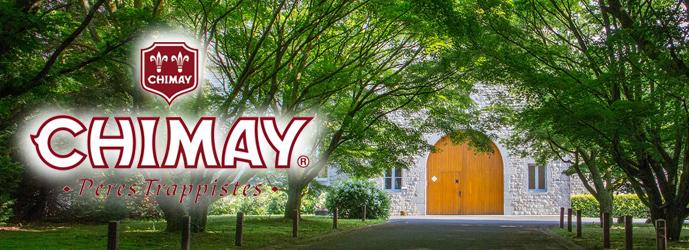 Chimay - Abbaye Notre-Dame de Scourmont