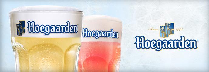 Hoegaarden la marque de bière belge