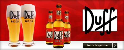 Duff Beer & Simpsons