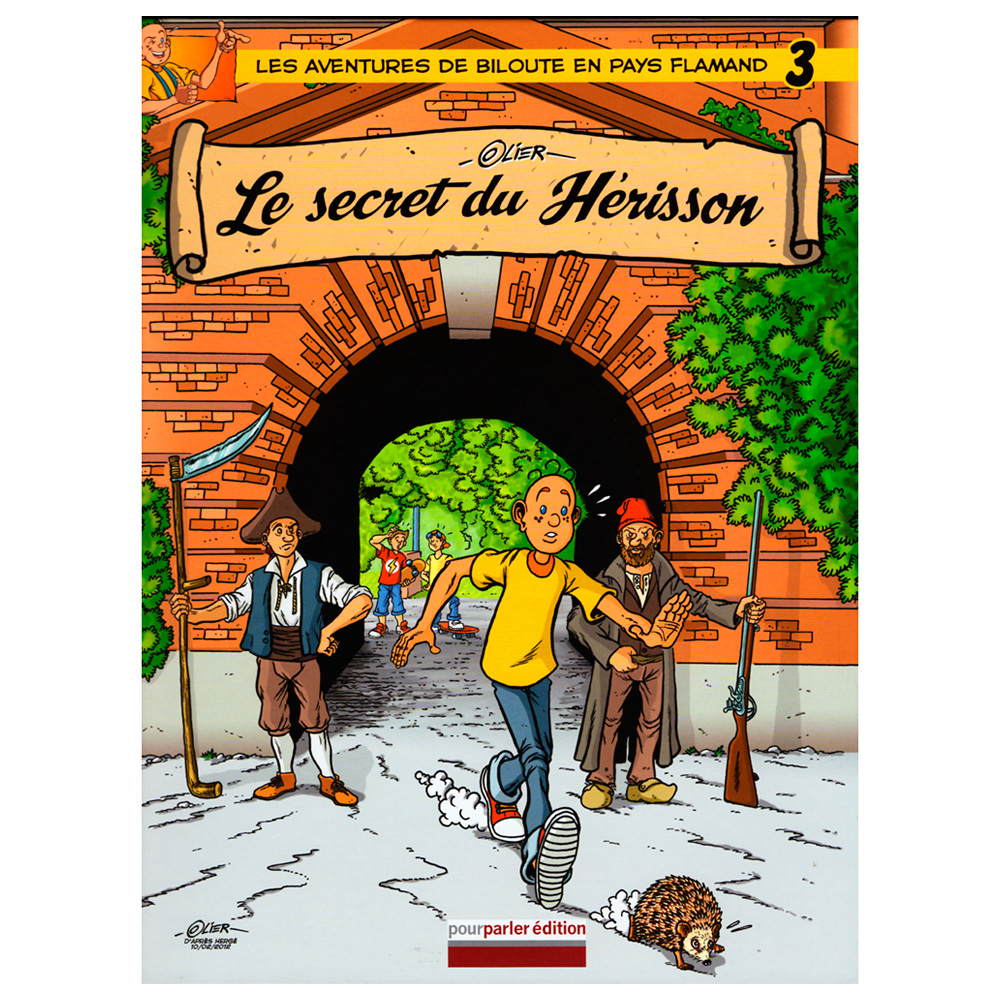 T3 - LE SECRET DU HÉRISSON 2232