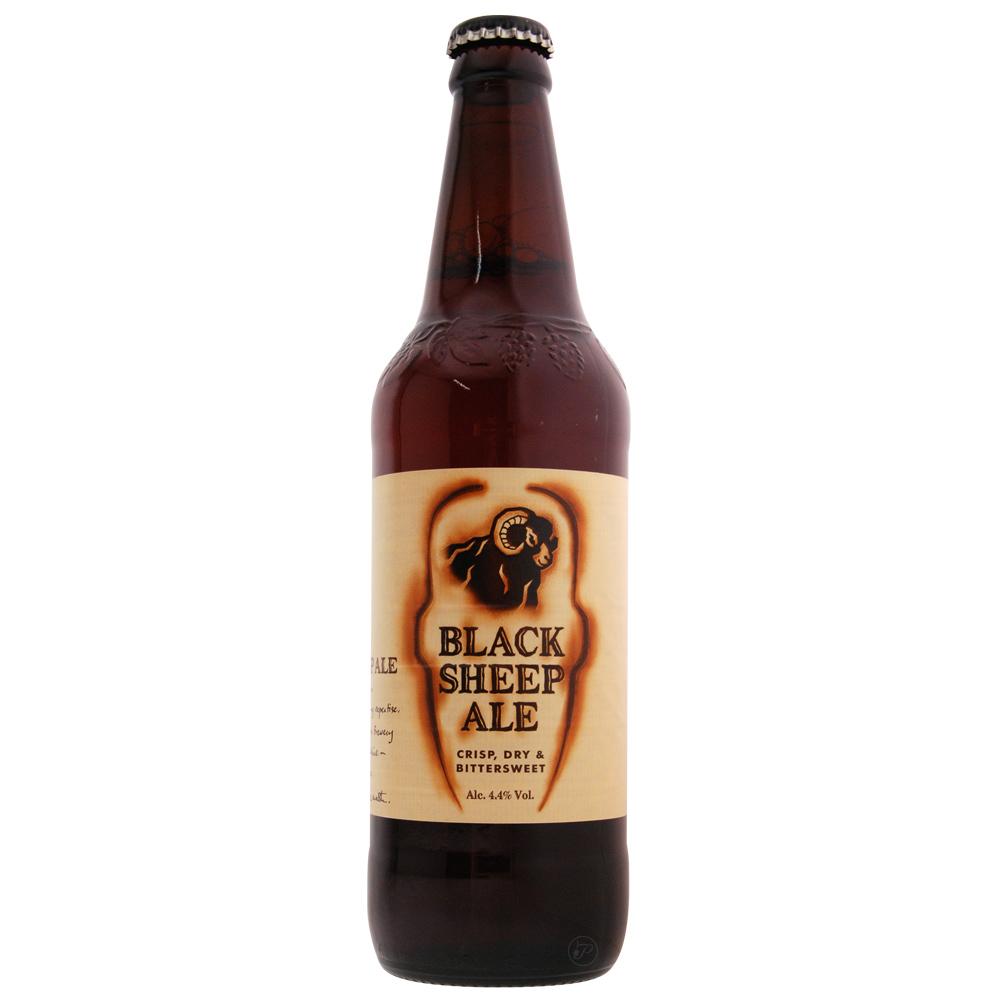Bière anglaise 50cl - Black Sheep Ale. Bière Anglaise de la Black Sheep Brewery. Anciennement Special Ale.Bière fortement aromati
