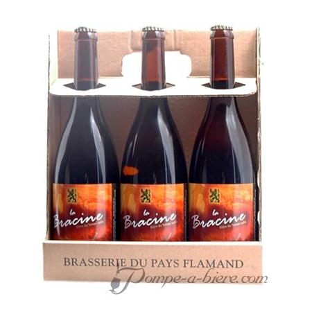 Coffret 3 bières de Bracine