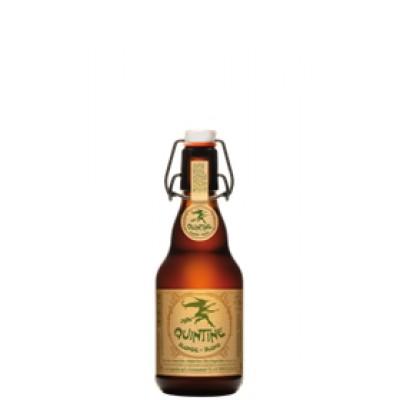 Bière blonde Quintine 8° - 33cl