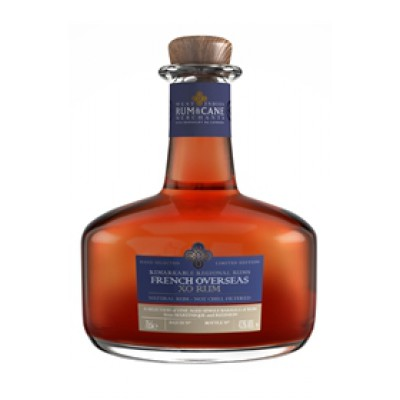 Rhum French Overseas XO 43° - 70cl
