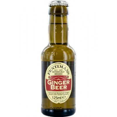 Ginger Beer - Fentimans - 125ml