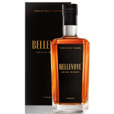 Whisky Bellevoye Noir 43° - 70cl