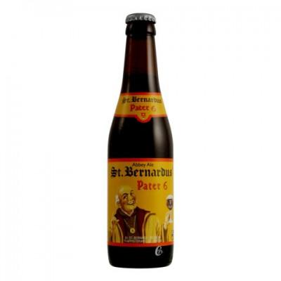 Bouteille Saint Bernardus Pater 33cl