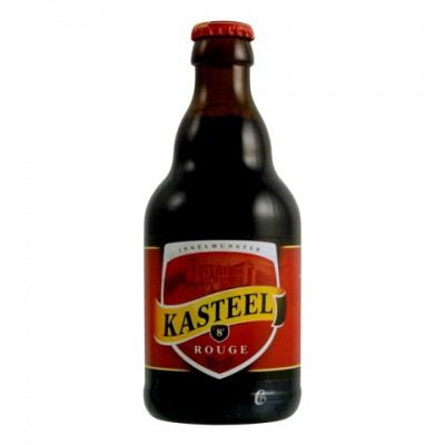Bouteille Kasteel rouge 33cl