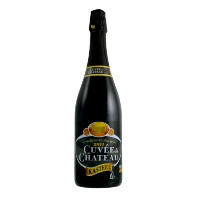 Bouteille Kasteel biere Cuvée du Chateau 75cl