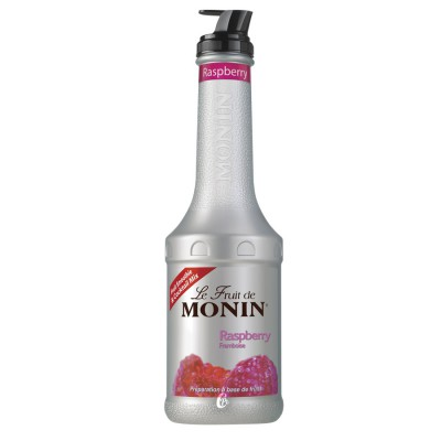 Fruit de monin framboises