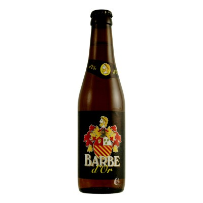 Bouteille Barbe d'Or 33cl