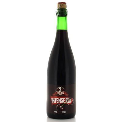 Bouteille de bière 3 FONTEINEN INTENSE RED