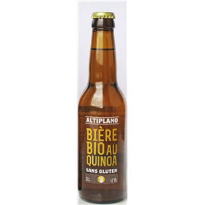 Bouteille Altiplano blonde 33cl