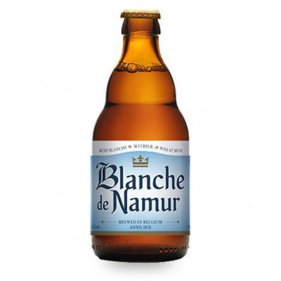 Bière Namur Blanche