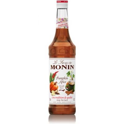 Sirop Monin - Pumpkin Spice - 70cl