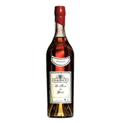Cognac Godet - Terres des Borderies 40° - 70cl