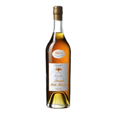 Cognac Godet - Montils / Feuille Blanche 40° - 70cl