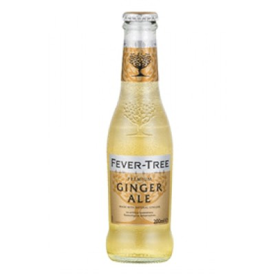 Ginger Ale - Fever Tree - 20cl
