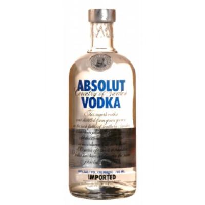 Absolut Vodka - 70cl