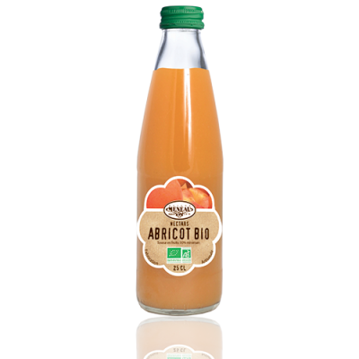 Jus Meneau abricot