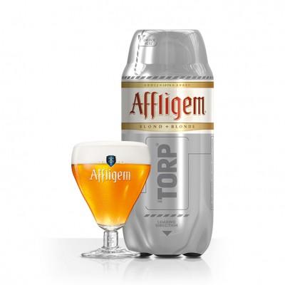 The Torp Affligem - 2L (Futs de bière)