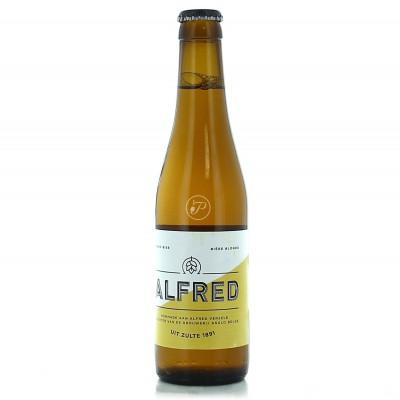 Bière Alfred - 33cl (Bouteille de bière)
