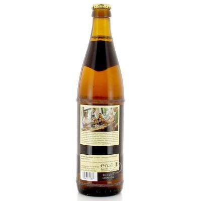 Bouteille de bière Alpirsbacher Starkbier - 50cl
