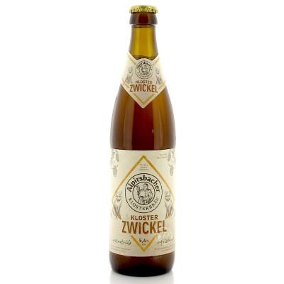 Bouteille de bière Alpirsbacher Kloster Zwickel 50cl