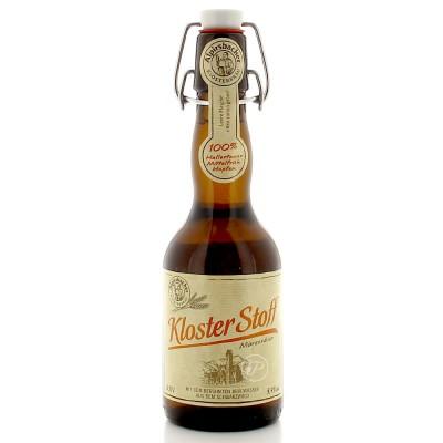 Bouteille de Bière Alpirsbacher Kloster Stoff - 33cl