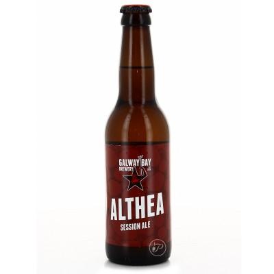 Bière Galway Bay Brewery - Althea - 33cl (Bouteille de bière)