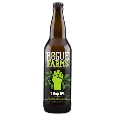 Bouteille Rogue - 7 Hop IPA - 65cl (Bouteille de bière)