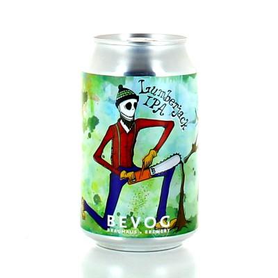 Bière Bevog - Lumberjack IPA - 33cl