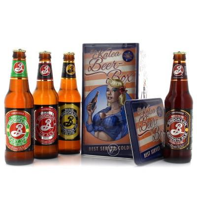 Bière Box Américaine - Brooklyn Brewery