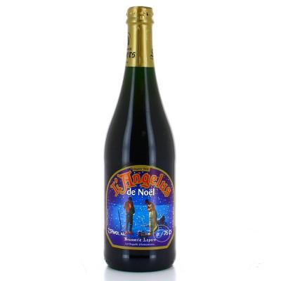 Bouteille de bière ANGELUS NOEL 75CL 7.5° (Bouteille de bière)