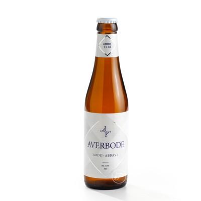 Bouteille de bière d'abbaye d'averbode 7.5° - 33cl