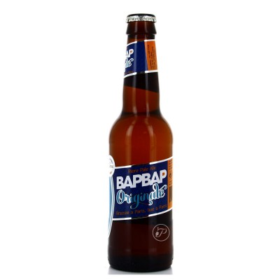 Bouteille BAPBAP Originale