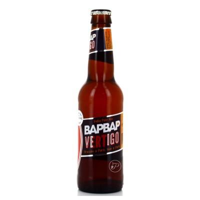 Bouteille BAPBAP Vertigo IPA