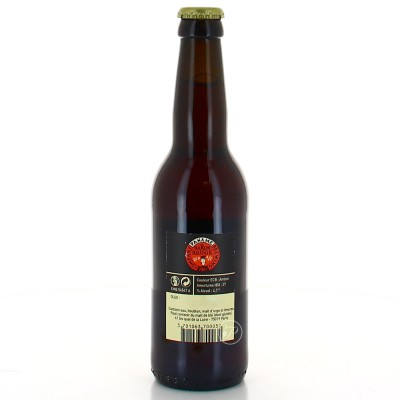 Bière Paname Brewing Company - Baron Rouge - 33cl
