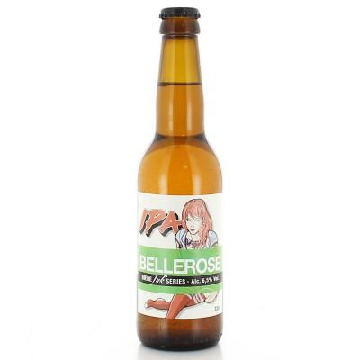 Bouteille de bière BELLEROSE BLONDE IPA 6.5°