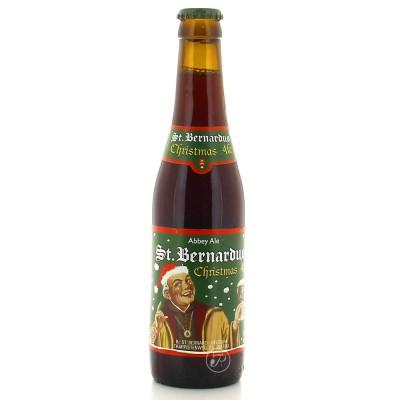 Bière St Bernardus Noël - 33cl