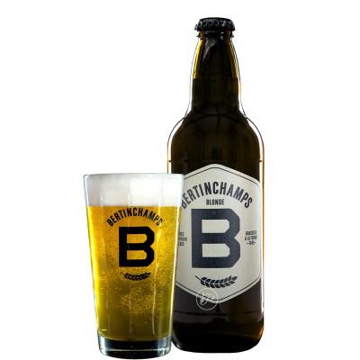 Bouteille de bière Bertinchamps blonde 6,2° - 50cl