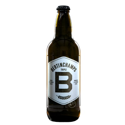 Bouteille de bière Bertinchamps triple 8° - 50cl
