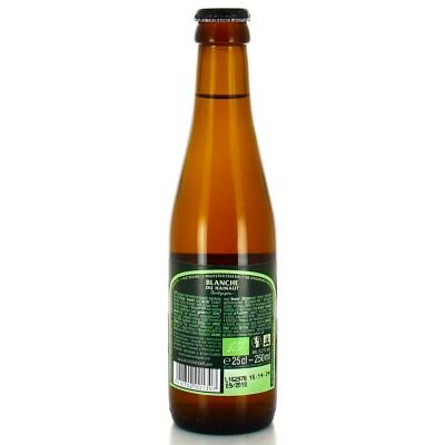 Bouteille de bière Dupont - Blanche de Hainaut - 33cl
