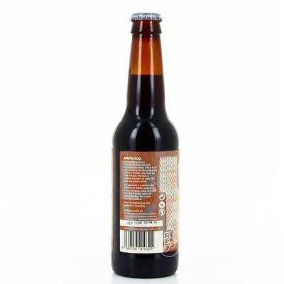 Bouteille de bière Brewdog Dogma 7,8° 33cl