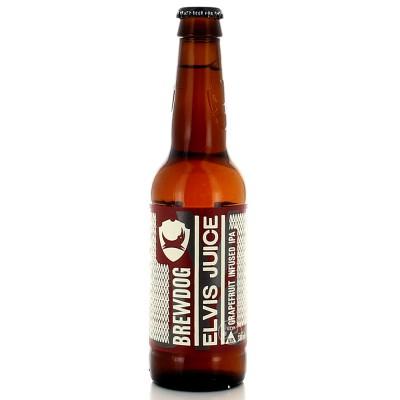 Bouteille Brewdog - Elvis Juice - 33cl (Bouteille de bière)