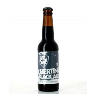 Bouteille de bière Brewdog Libertine Black Ales 7,2° 33cl (Bouteille de bière)