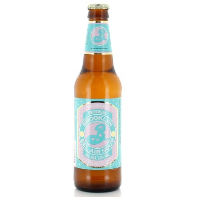 Bière Brooklyn Brewery - Bel Air Sour - 35.5cl (Bouteille de bière)