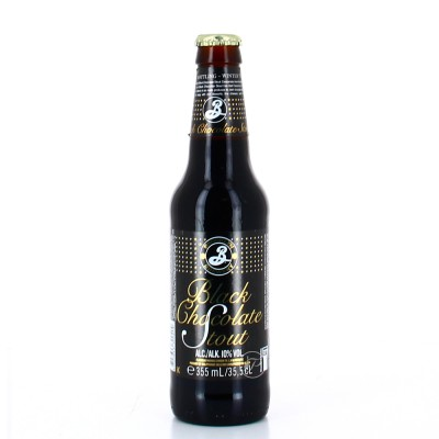 Brooklyn Black Chocolate Stout (Bouteille de bière)
