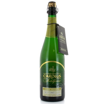 Bière Gouden Carolus Indulgence 2016 - Cuvée Sauvage - 75cl